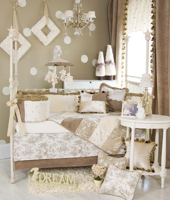 baby room-- too chic too cute Kids Rooms Pinterest Baby crib