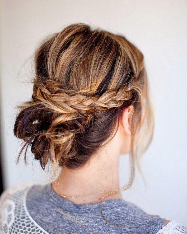 peinados media melena que te harn lucir siempre hermosa