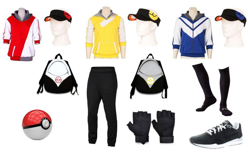 24+ Pokemon dress up ideas