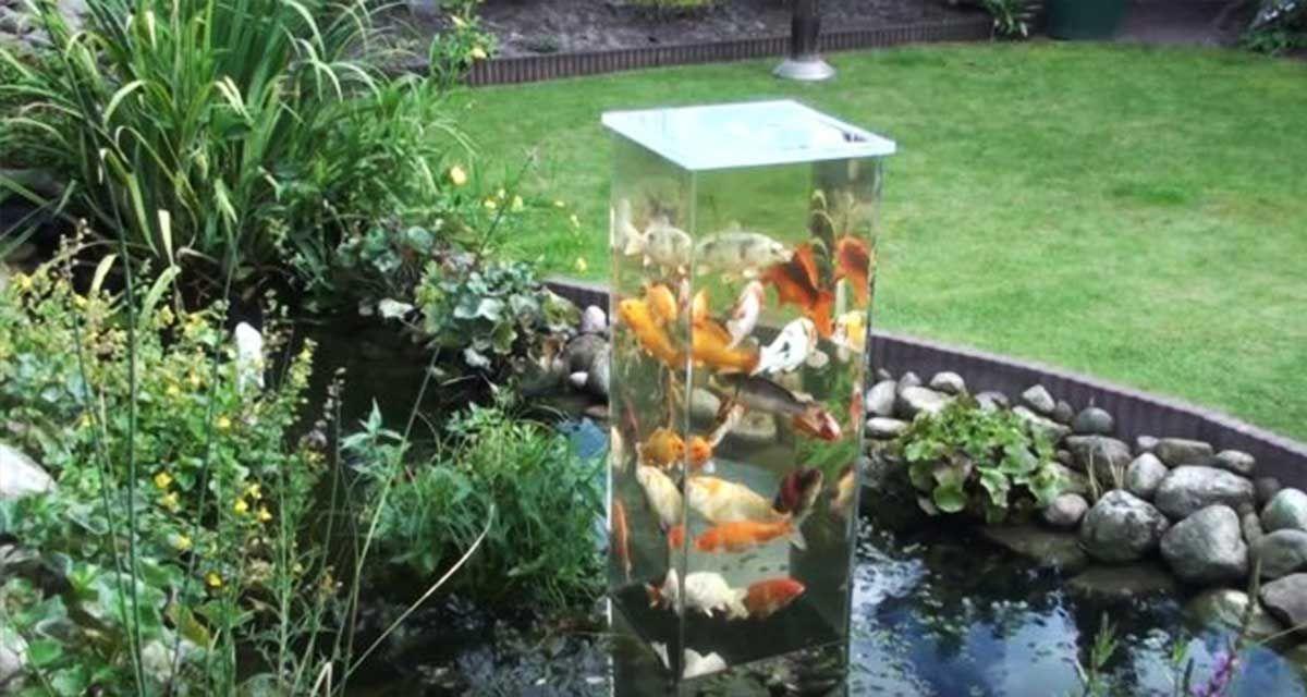 ESTANQUE Receptáculo de agua construido para proveer al riego