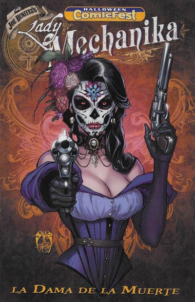 Halloween Comicfest 2020 Lady Mechanika Lady Mechanika HCF 2019 #1   La Dama de la Muerte, Part One of