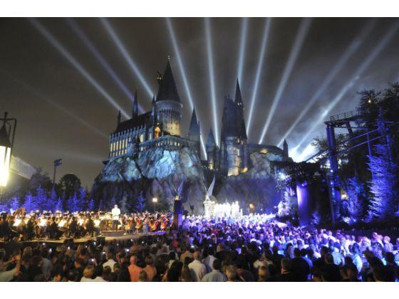 Hogwarts - Universal Studios