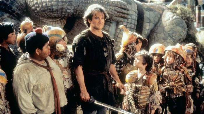 """""""Hook"""" 1991 (With images) Robin williams, Lost boys"""
