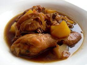 Resep Semur Ayam Kentang Resep Masakan Resep Memasak