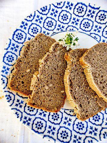 pain sans gluten au sarrasin recette veggie pain au. Black Bedroom Furniture Sets. Home Design Ideas