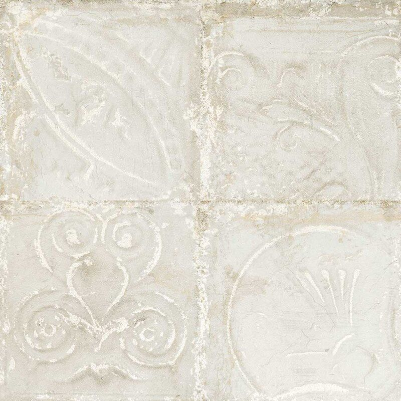 Sassuolo 12 X 12 Porcelain Vintage Wall Floor Tile In 2020 Porcelain Flooring Colorful Tile Floor Wall Tiles