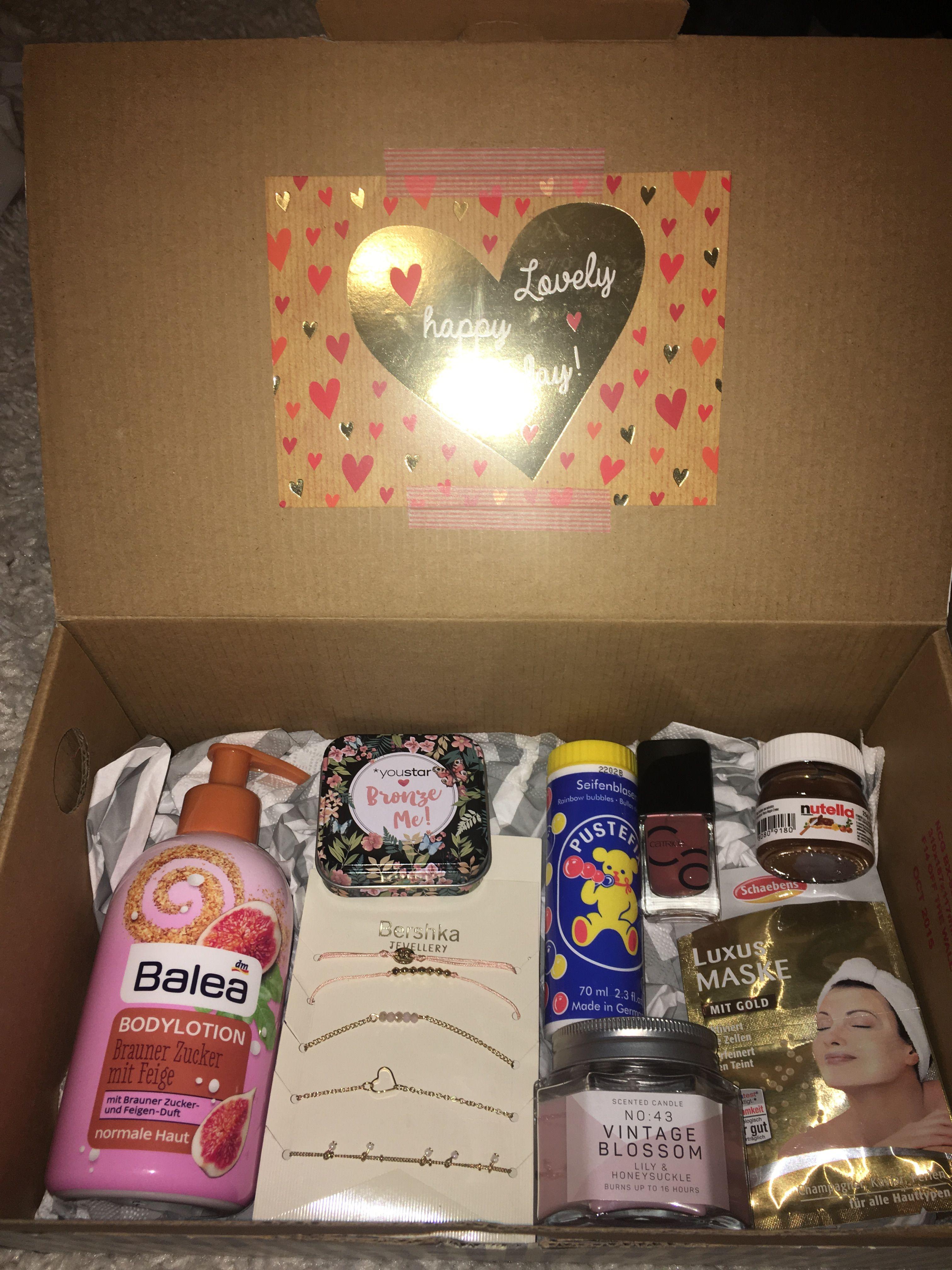 Geschenk für die beste Freundin ️ #giftbestfriend #