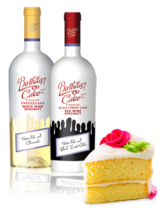 Birthday Cake Wines