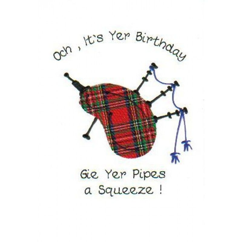 A very scottish birthday greeting for a wee lassie have a lovely a very scottish birthday greeting for a wee lassie have a lovely day sweets m4hsunfo