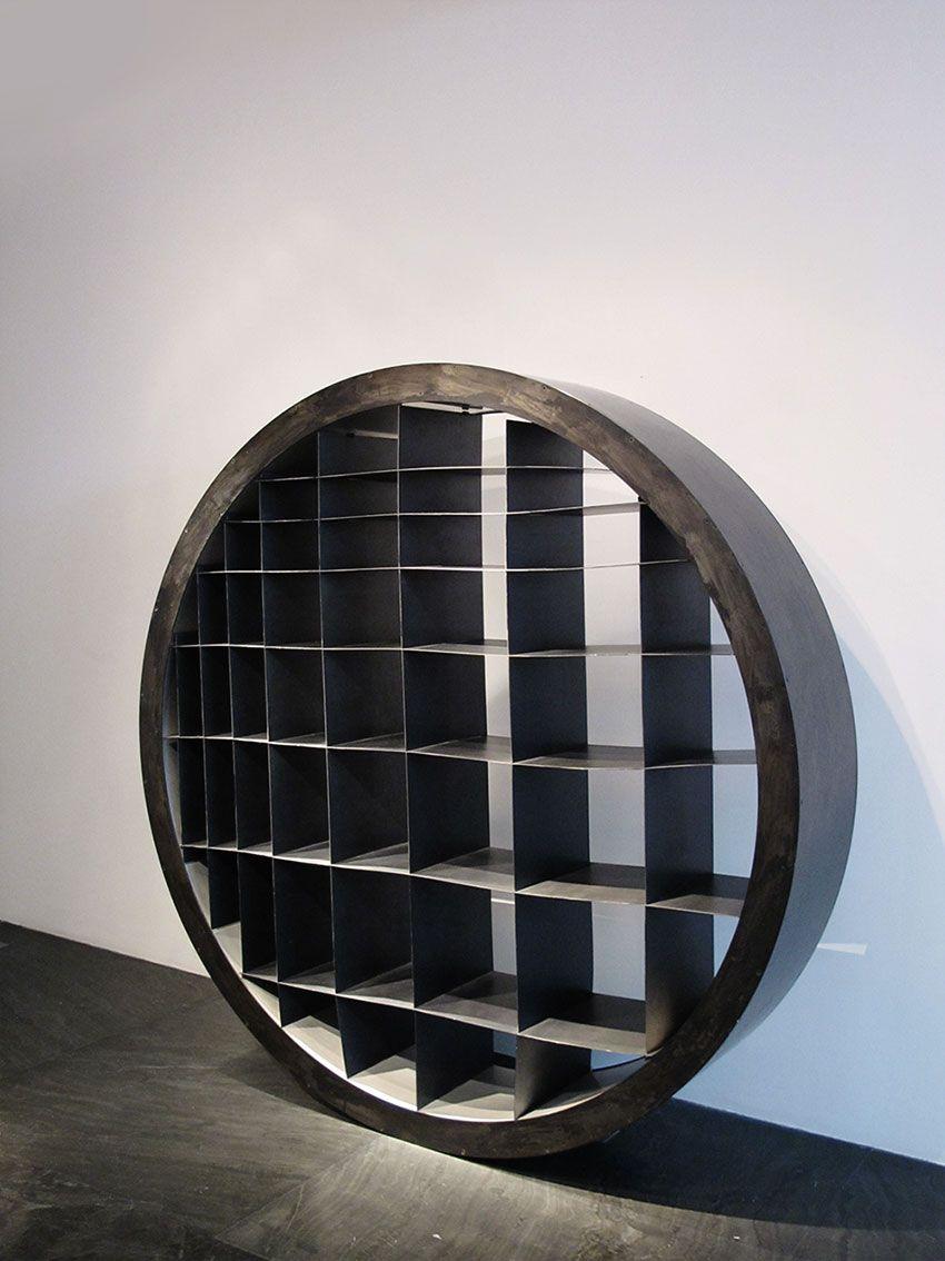 Ron Arad,Bibliothèque RTW - Galerie Downtown