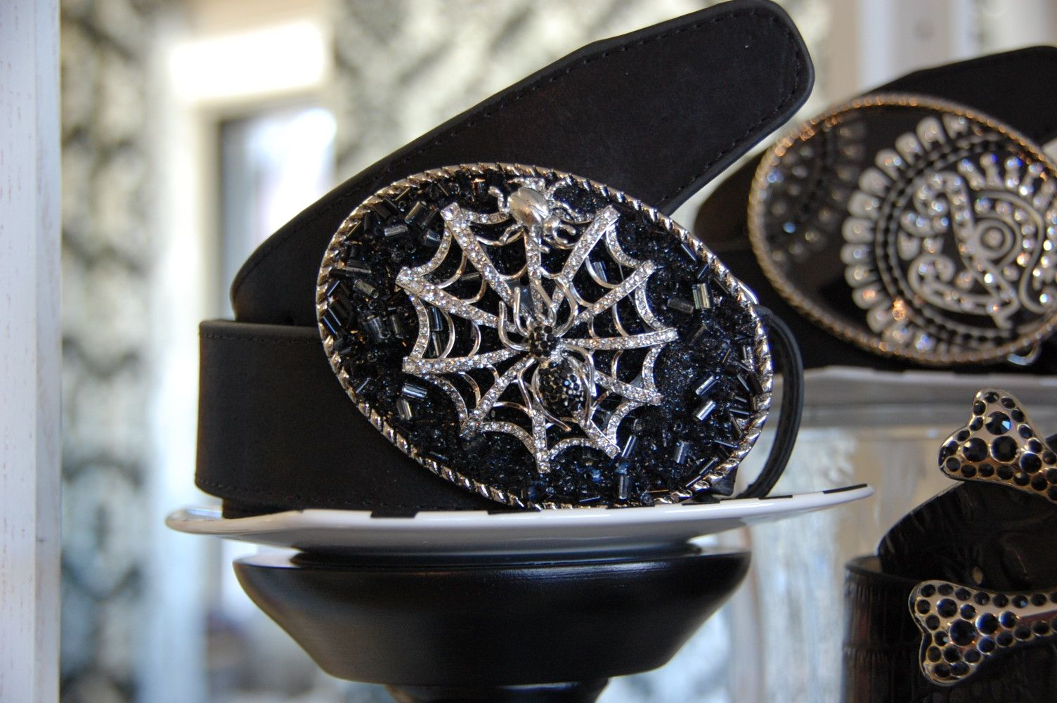 Another spooky buckle...