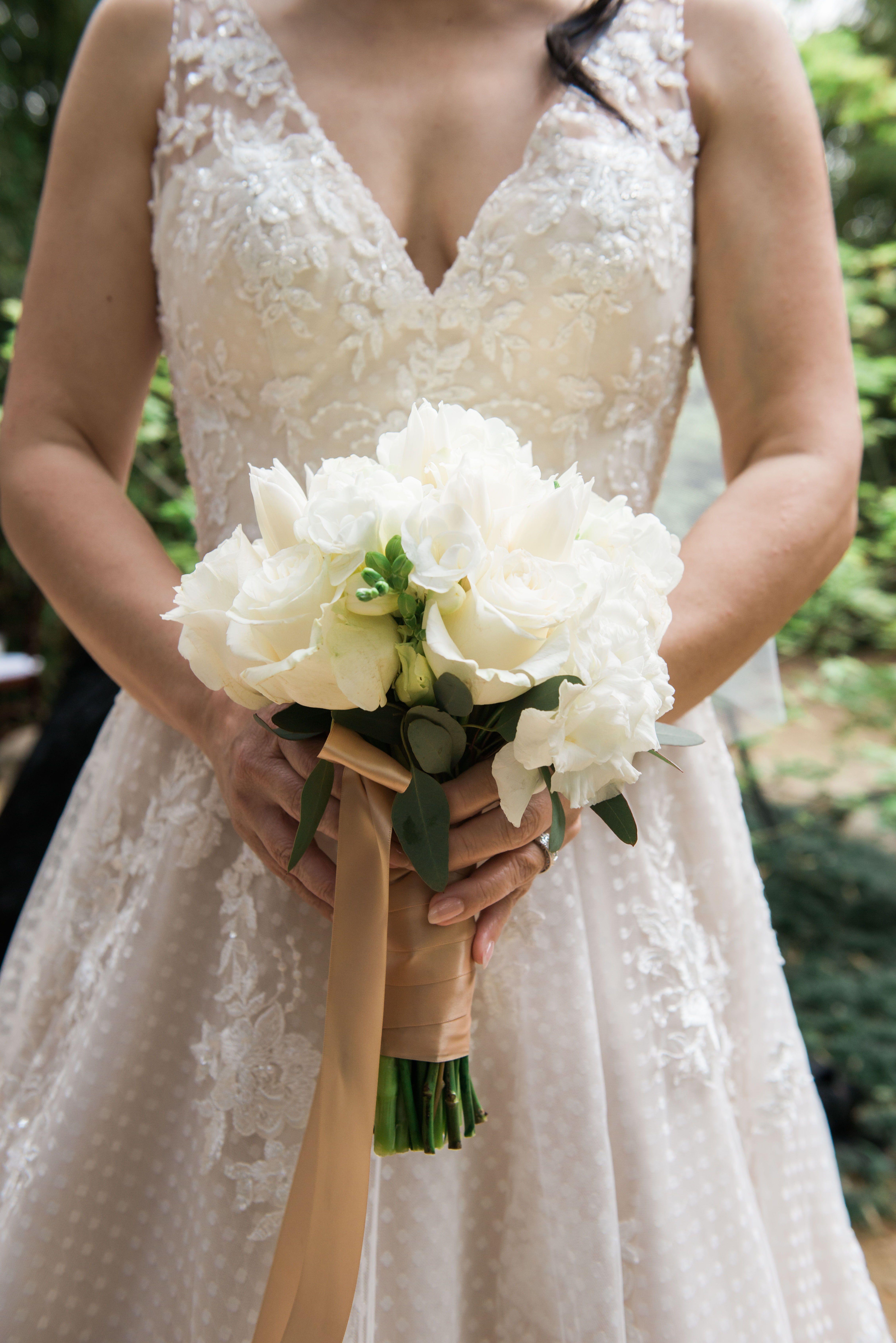 Cherry Blossom Inspired Garden Wedding Venue: Storrier