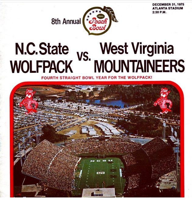 I was there! 1975 Peach Bowl via PackToTheFuture Peach