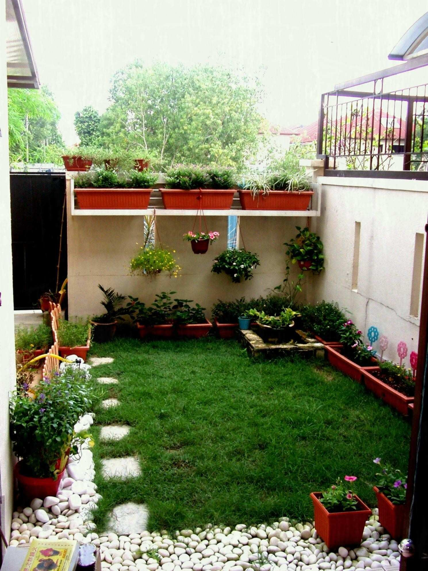 Apartment Patio Garden Ideas Luxury For Small Balcony, 10