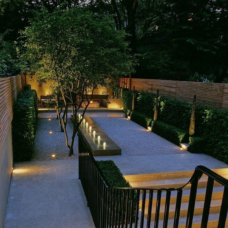 79 Incredible Modern Garden Lighting Ideas With Images Modern Garden Lighting Modern Garden Lighting Your Garden