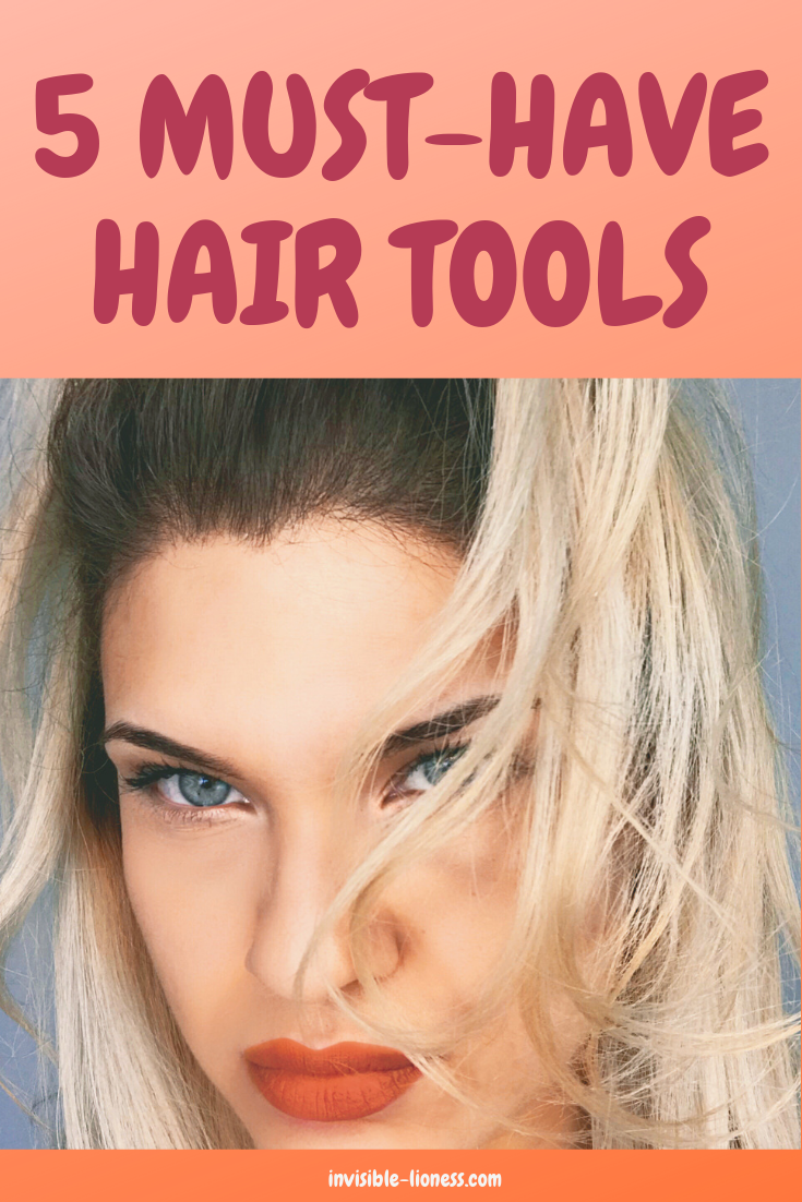 5 must-have Hair-friendly hair tools #organichaircare