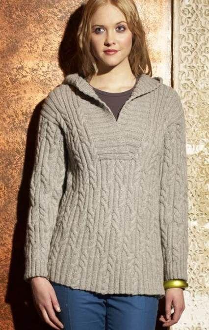Knitting loom patterns free long sleeve 69 Ideas #knitting ...