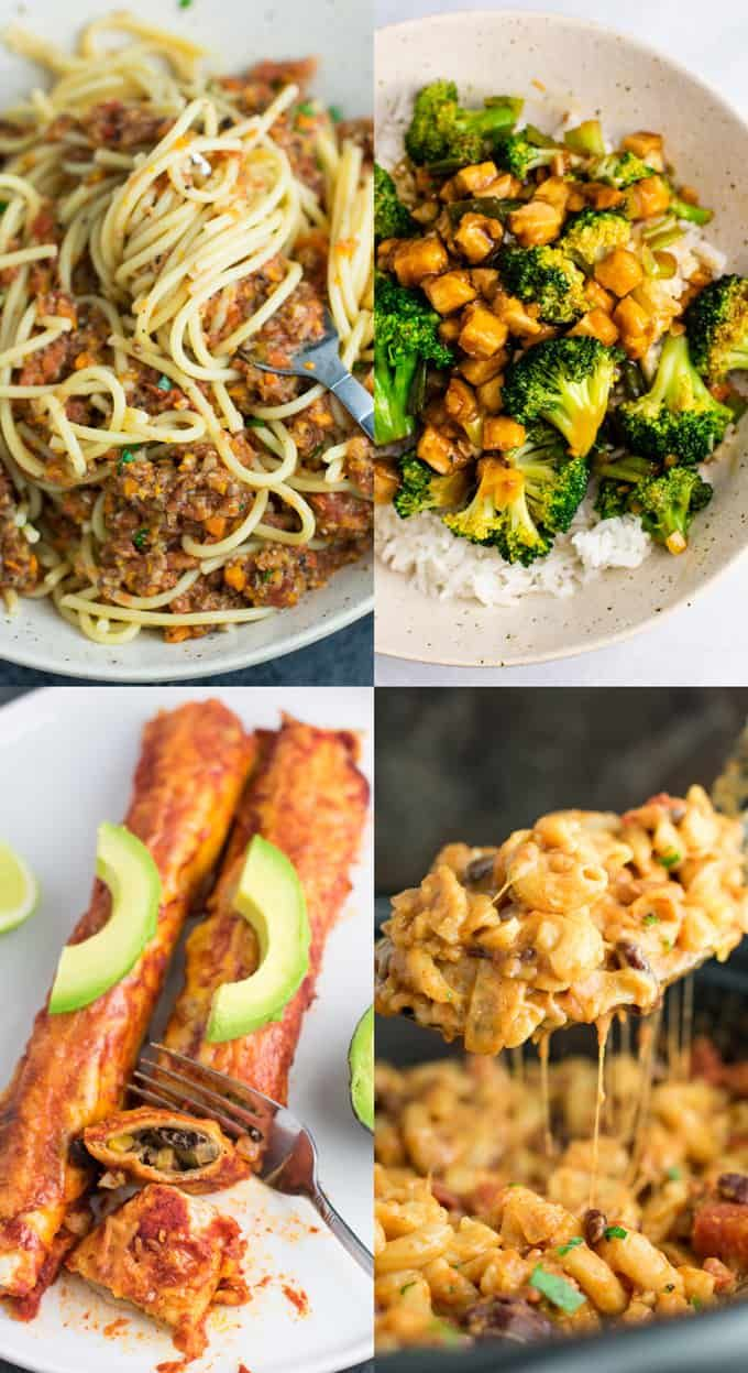 25 Of The Best Vegetarian Recipes These Look Amazing