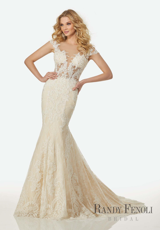 Randy fenoli bridal jasmine wedding dress style crystal
