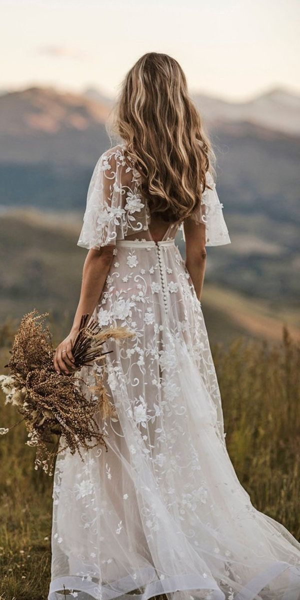 Top 18 Rustic Country Wedding Dresses for 2020