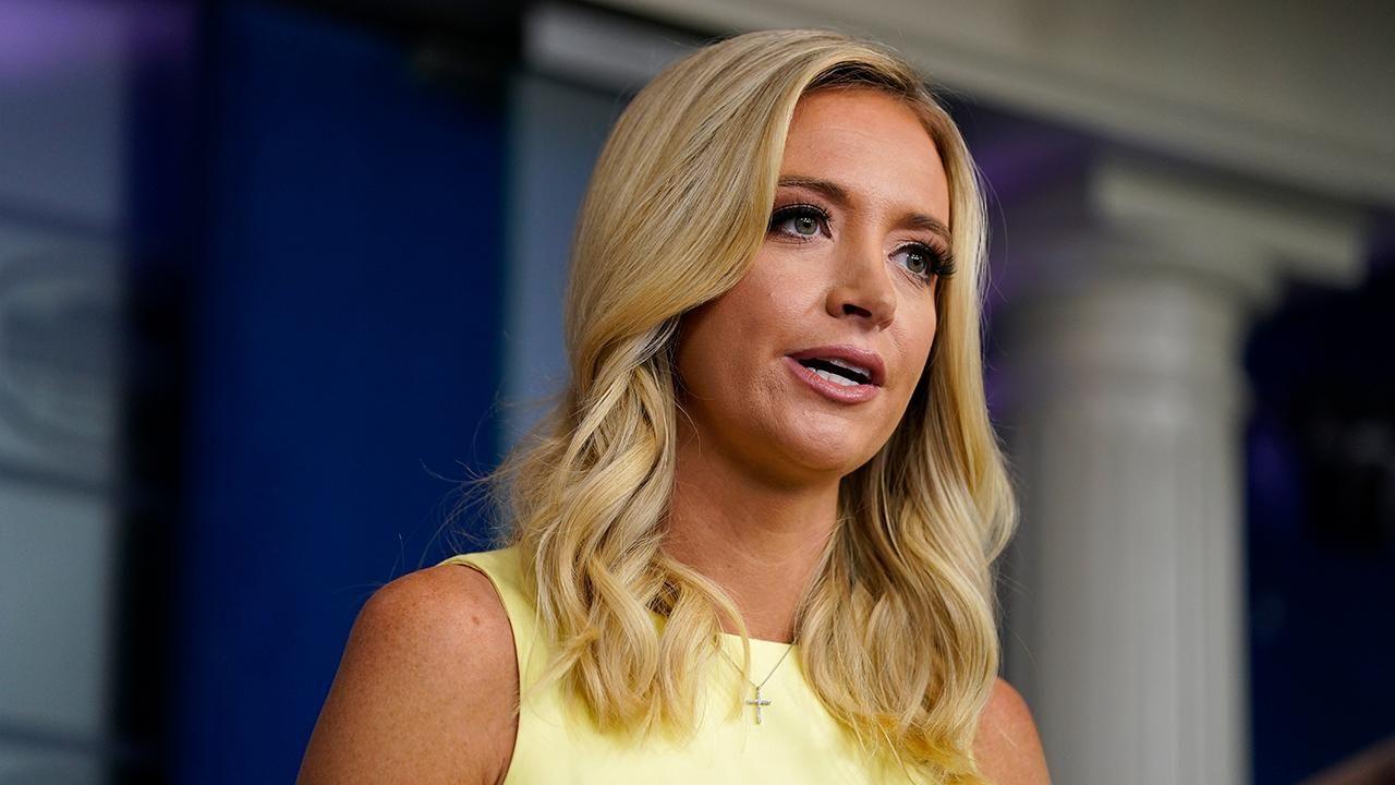 Fox News Democratic Chicago Mayor Calls Wh Press Secretary A Karen In 2020 Kayleigh Mcenany The Washington Times Guy Burgess