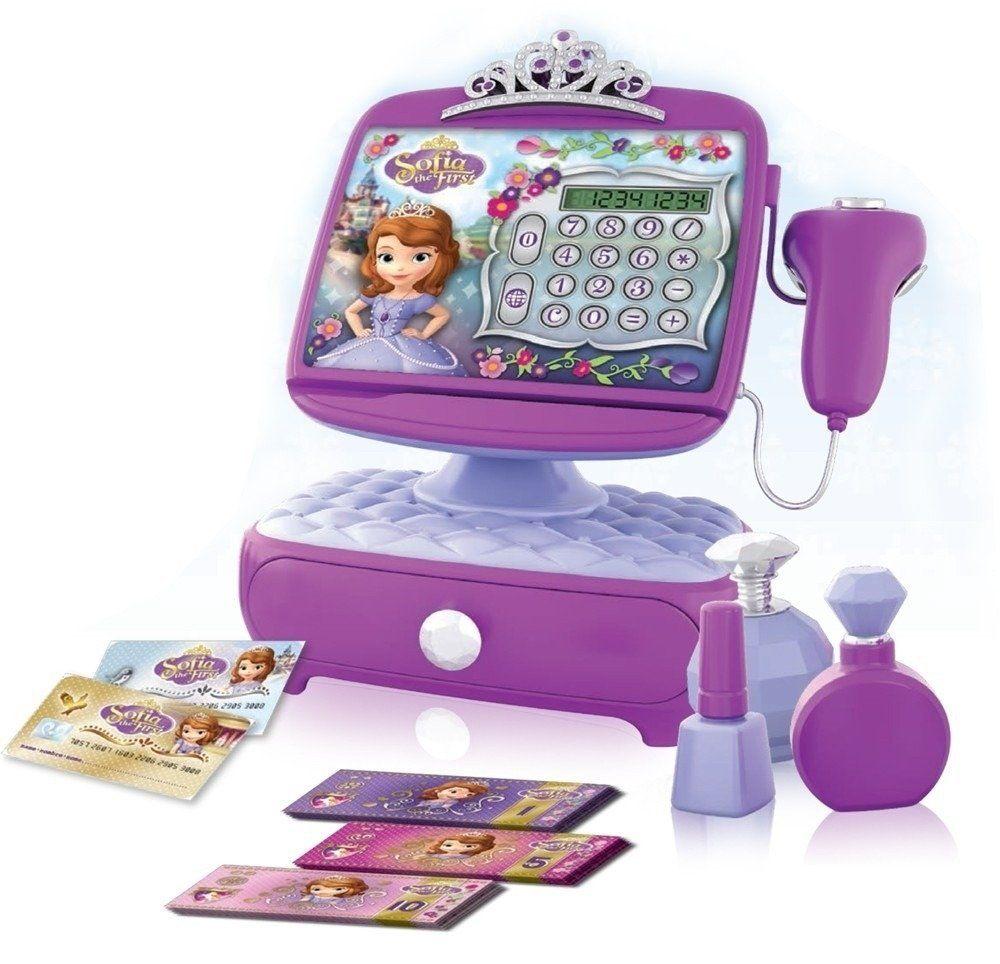 Caja registradora sofia cash register sofia juguetes - Caja registradora juguete ...