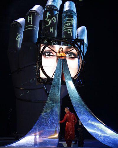 Información Debates Y Opinión Sobre Música Escenografía Escenografía Teatro Milán