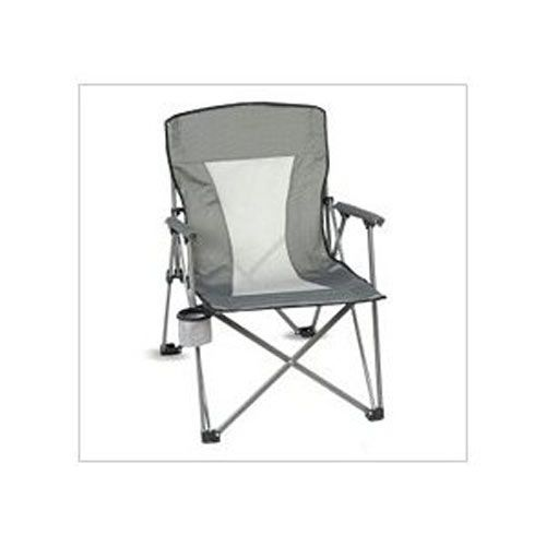 Natural Gear Ergo Arm Chair Best Camping Chair Ever Grey Chair