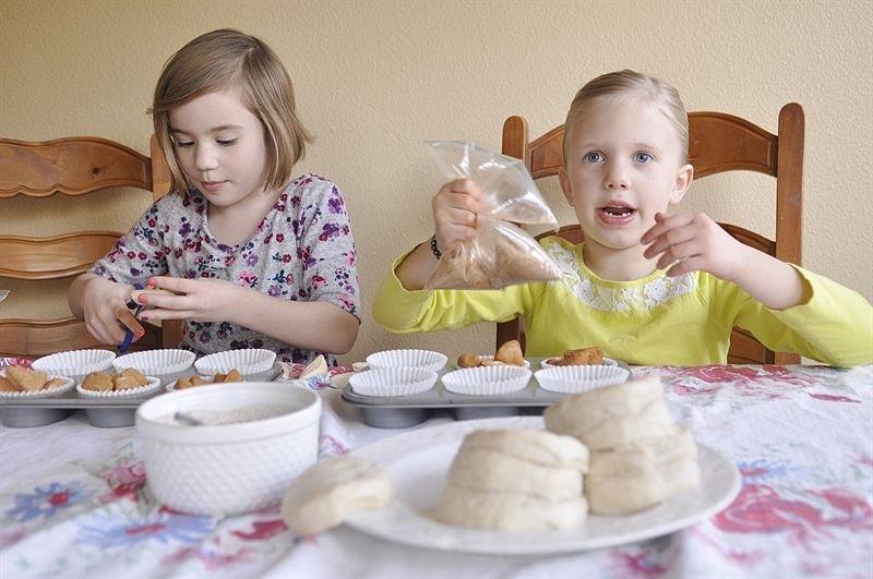 Individual Monkey Bread - Your Homebased Mom