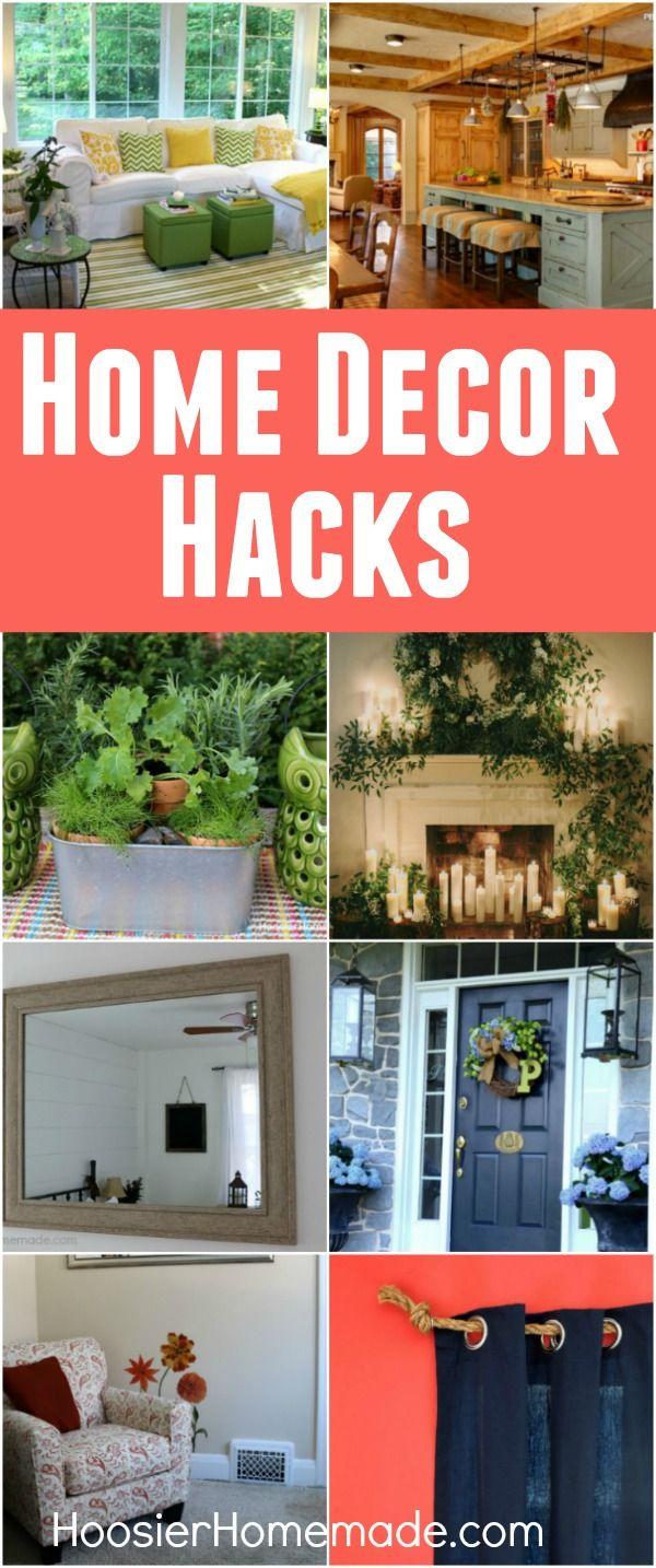 Home Decor Hacks