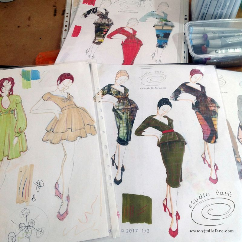 A Little Something To Keep You Occupied At Home Fashion Illustration Worksheet 2nded Dow In 2020 Fashion Illustrations Techniques Fashion Illustration Fashion Design