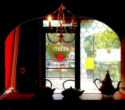 Yosefa AntiquiTEA RECOMMENDED TEA SHOP AND PASTRIES....