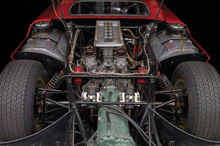 Motorbit - El Ferrari de Fangio, subastando en Nueva York