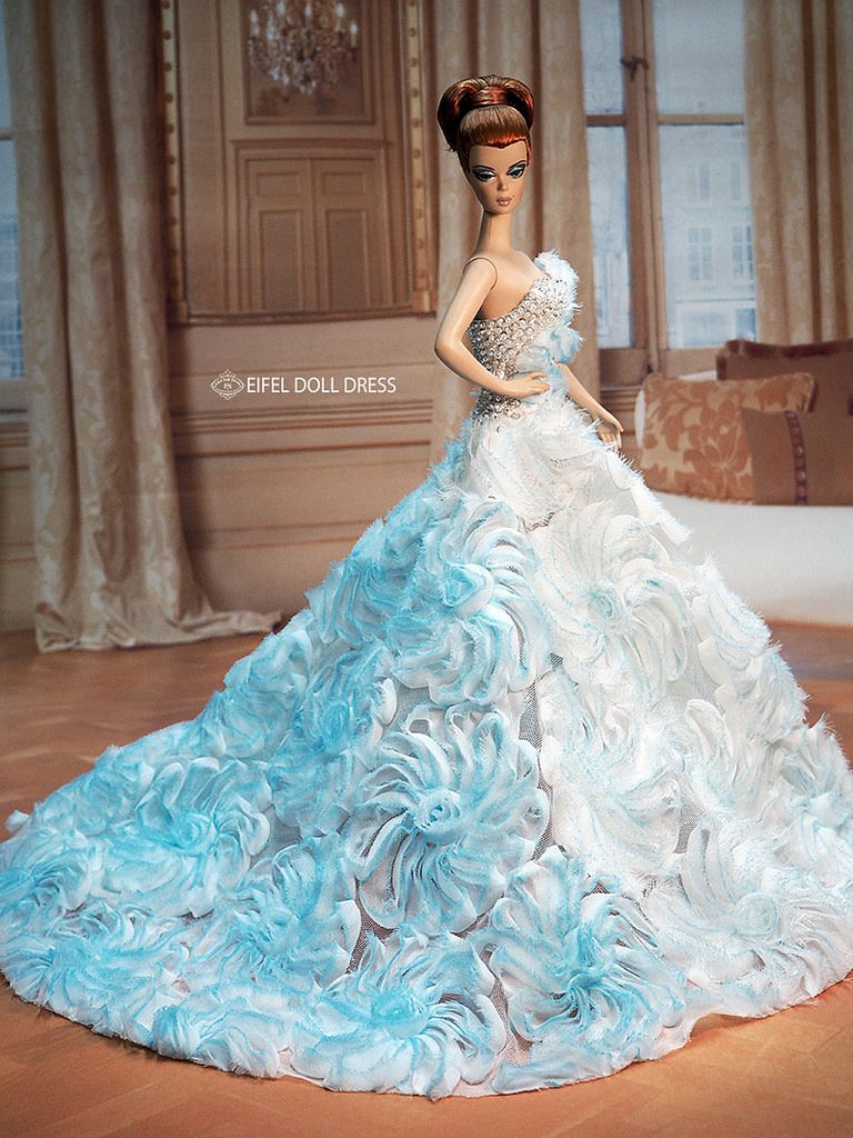 New Dress for sell EFDD | Dolls, Barbie doll and Barbie style