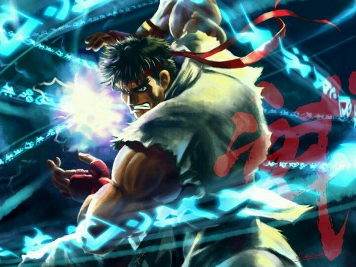 Street Fighter Ryu Ryu Street Fighter Ryu Street Fighter 5