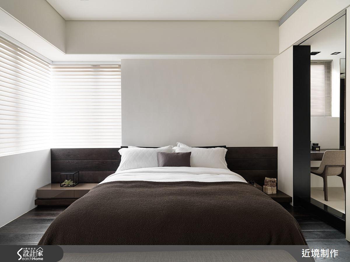 近境制作 現代風設計圖片近境制作 47之8 Bed Modern Bedroom