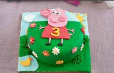 Peppa Wutz Torte Kinder Geburtstag Torte Peppa Wutz Torte Peppa Wutz Geburtstag