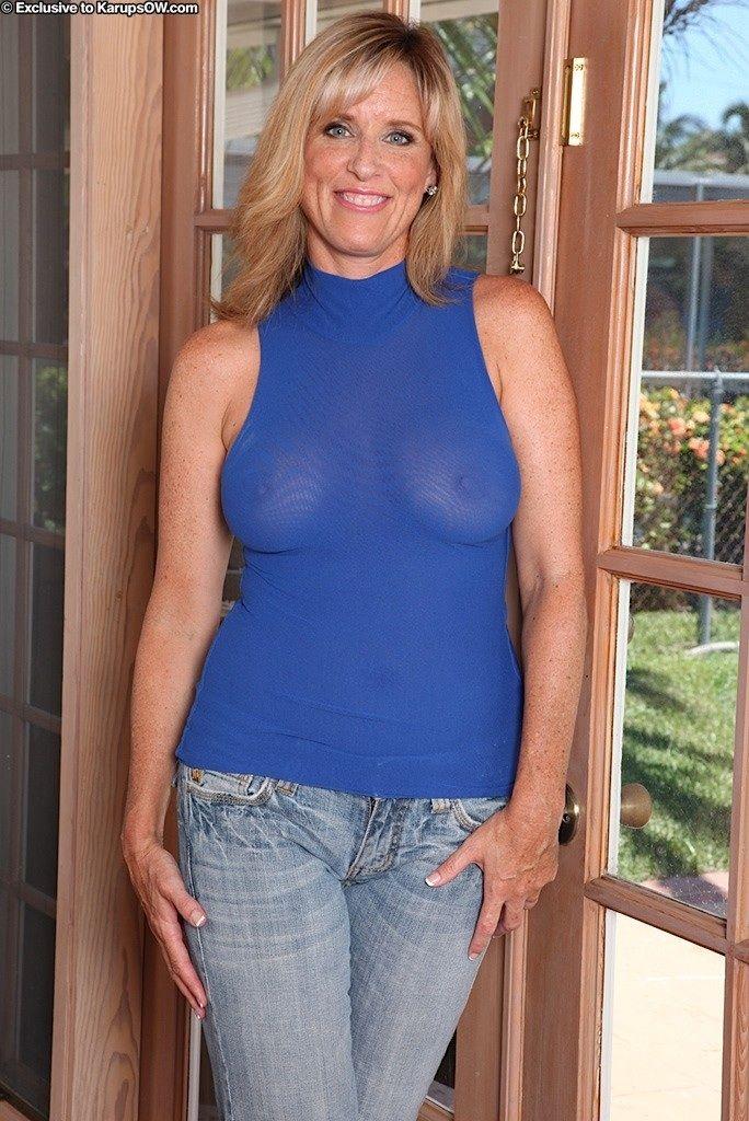 Have jodi west blue jeans think