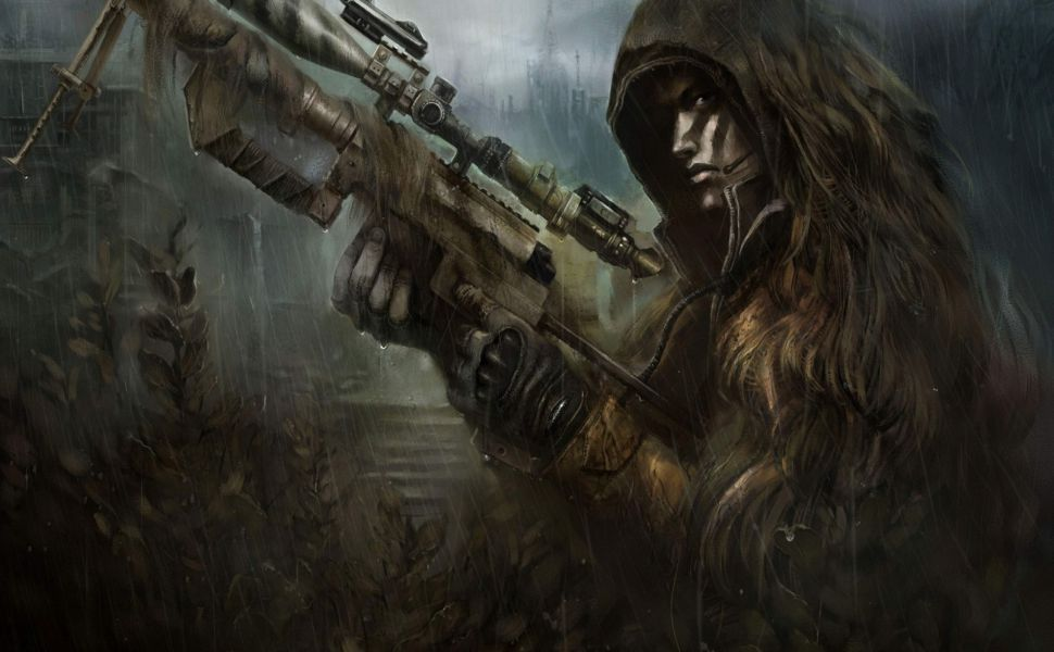 72 Ghillie Suit Wallpapers On Wallpaperplay: Ghillie Suit HD Wallpaper