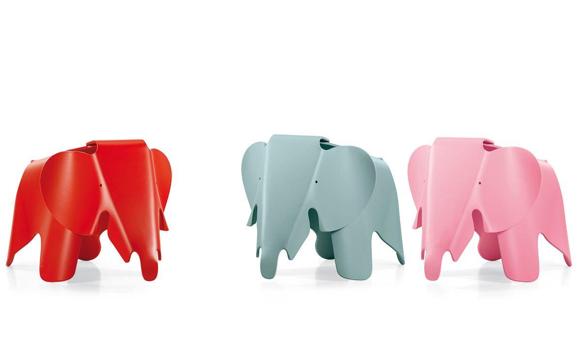 Elephant Kinderstoel Vitra : Eames elephant plastic standard