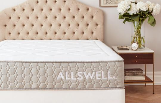 Hybrid Mattress Best Hybrid Mattress Allswell Home