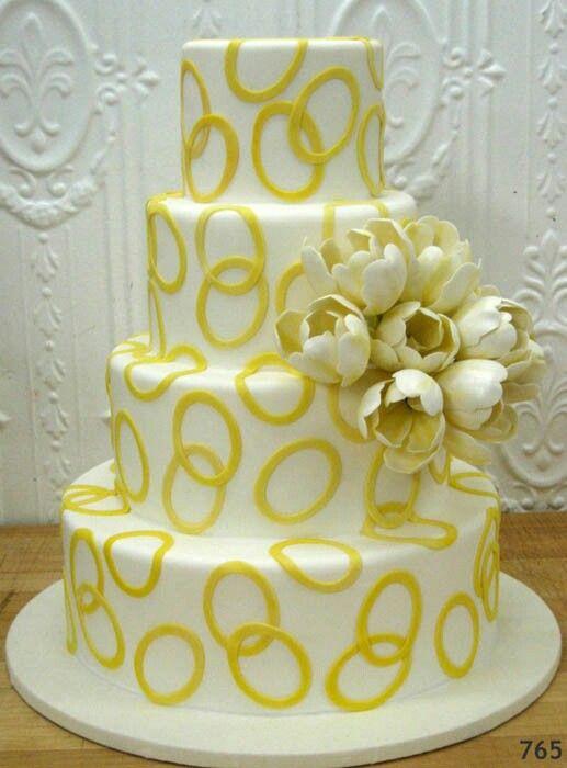 Pin by Shawnda Collum on Cakes | Pinterest | White wedding cakes ...