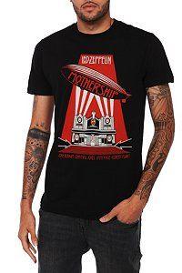 44403e7e891 Led Zeppelin Mothership T-Shirt