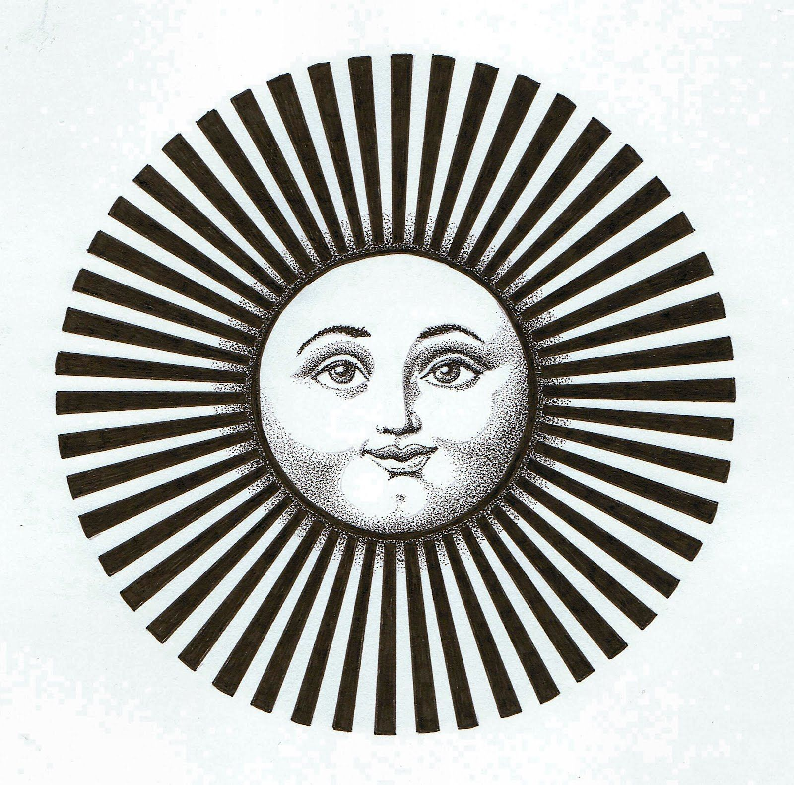 Fornasetti Art Prints Fornasetti Sun Google Search I Just Like It I Dont Know