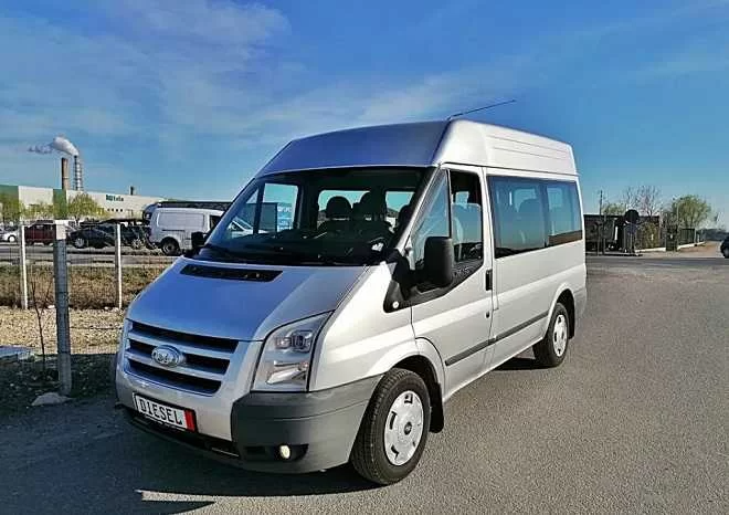 Ford Transit 2011 2 2 Tdci In 2020 Ford Transit Ford