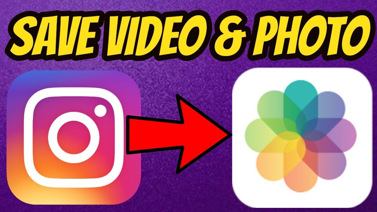 How to Download Instagram Videos to iPhone Camera Roll Any