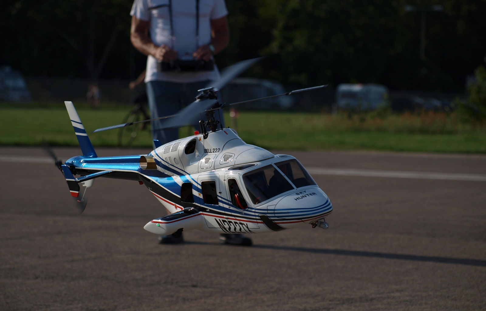 rc helicopter pilot looking for fun stuffs that can really give