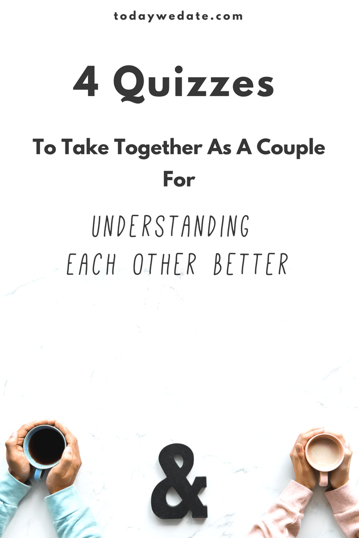 Personality test for married couples