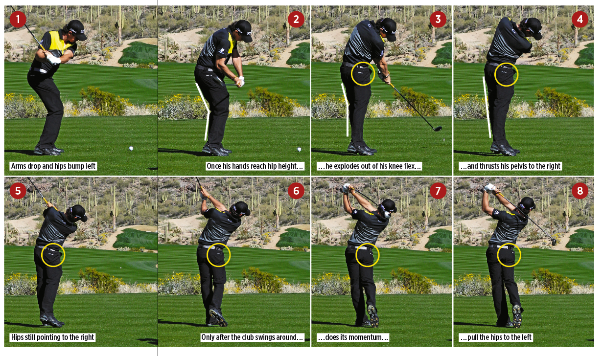 Rory Mcilroy S Power Driving Secrets Golf Monthly Rory Mcilroy Golf Soccer Field