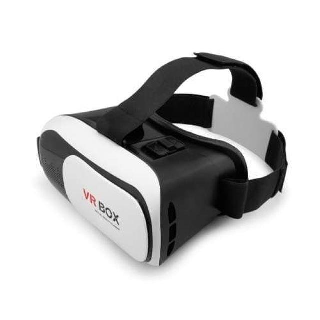 . Gafas de realidad virtual unotec vr-box..gafas de realidad virtual.monta tu dispositivo en las gafas para disfrutar de una inmersi�n total en los juegos y videos disponibles de realidad virtual. monta, instala y disfruta. almohadillas acolchadas para una